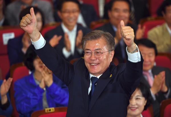 Corea del Sur elige nuevo presidente liberal