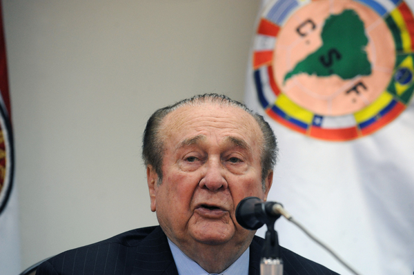 FIFAGate: aceptan extraditar a exjefe del futbol sudamericano