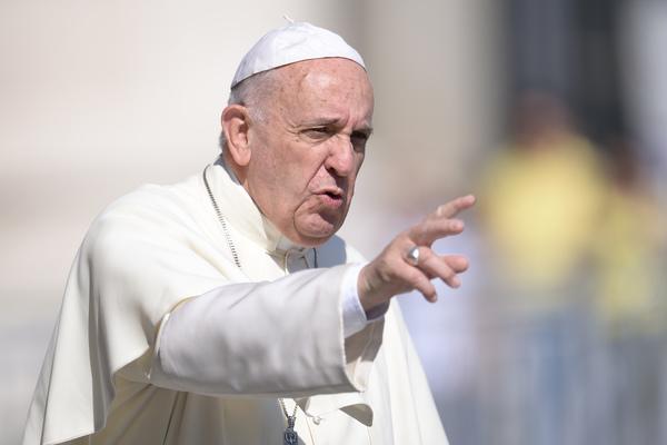 Francisco crea tribunal para juzgar a pedófilos