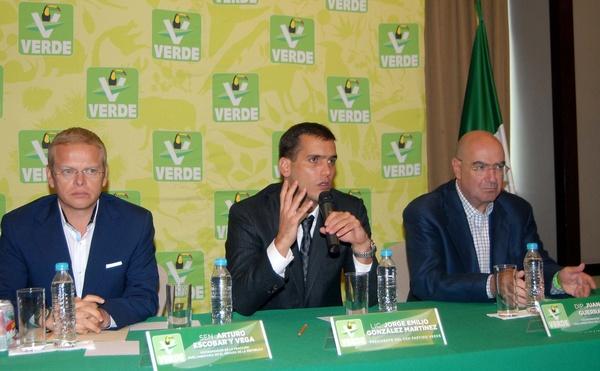 INE aplica multa histórica al Partido Verde