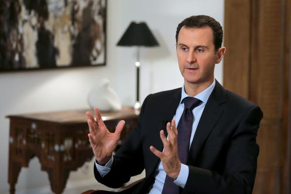 Assad niega acusaciones sobre extermino de presos en Siria