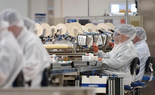 Generan mil 325 nuevos empleos empresas manufactureras a inicio de 2015