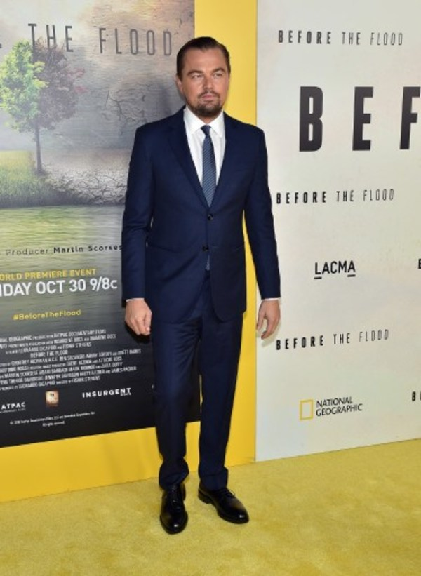 Estrenan documental de Leonardo DiCaprio sobre el cambio climático