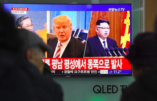 Trump alista más sanciones a Corea del Norte, mientras China y Rusia piden calma