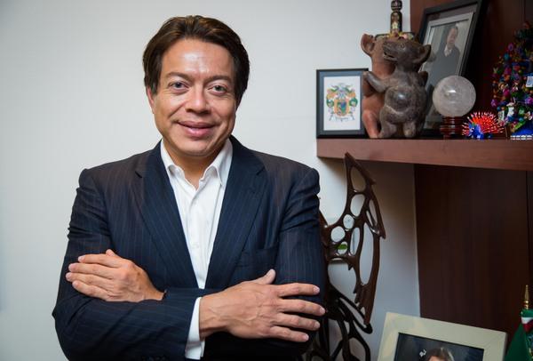 No influirá relación con AMLO en encuesta: Mario Delgado