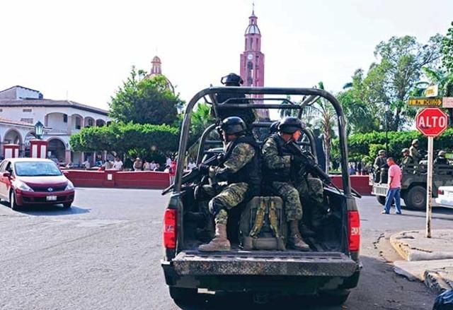 Peña, sin estrategia propia contra el narco