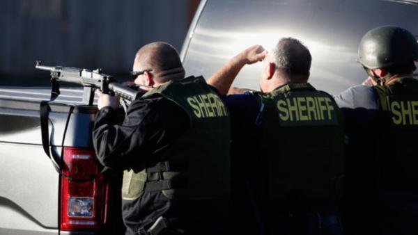 Al menos tres muertos por tiroteo en Maryland