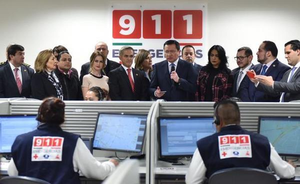 911, número para emergencias, ya está activo en todo México