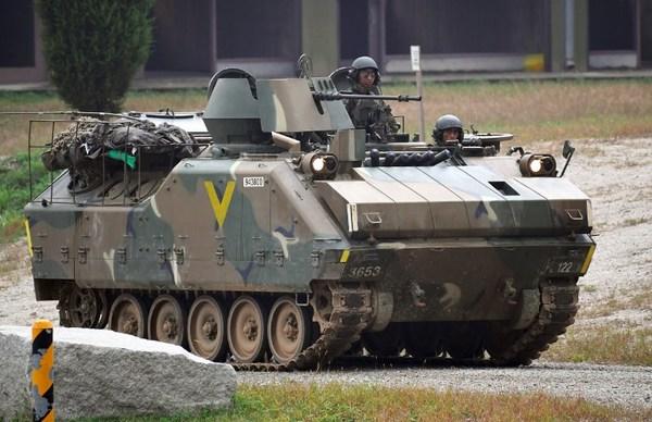 Ejército de Corea del Sur desarrolla drones armados