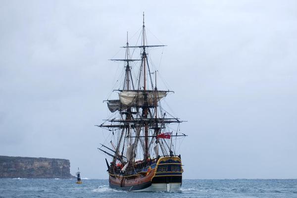 El misterio del barco del capitán Cook podría estar resuelto