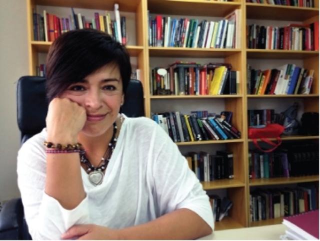 Anabel Hernández, la mujer que se convirtió en madre