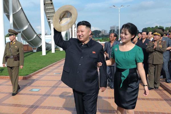 ¿Quién es la esposa de Kim Jong Un?