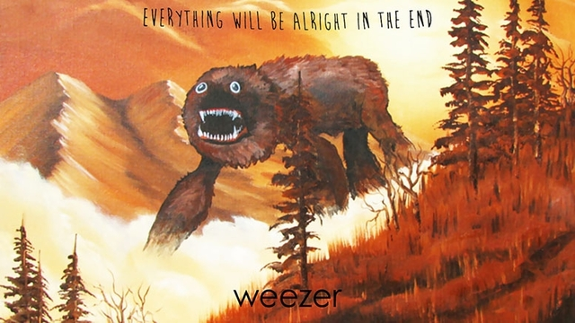 Love & Rockets (ideas y sonidos): Weezer, Las Américas 2014