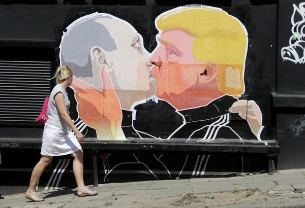 Trump divulga carta que le envió Vladimir Putin