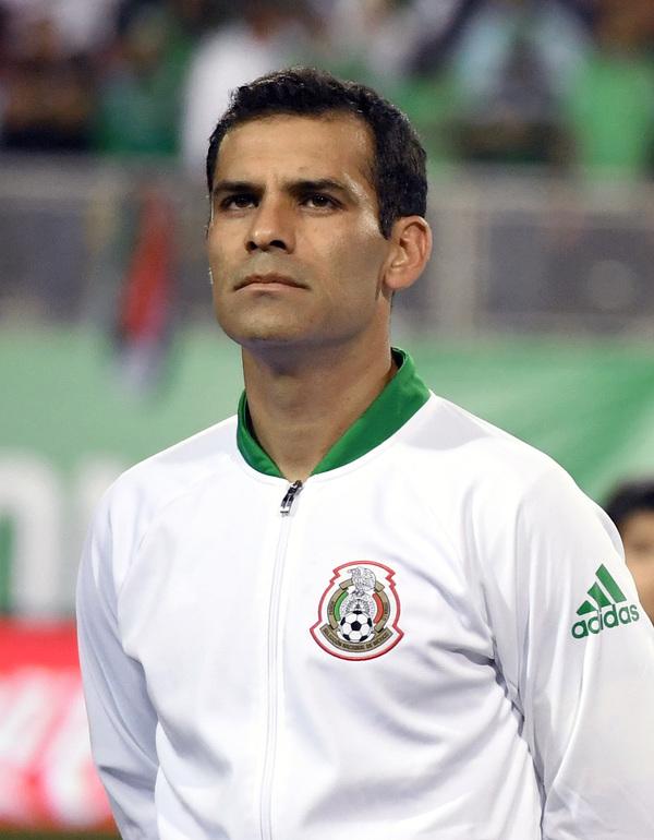 Acude Rafa Márquez a declarar ante la PGR