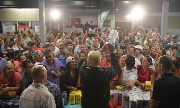 México abofetea a Trump ofreciendo a Puerto Rico ayuda