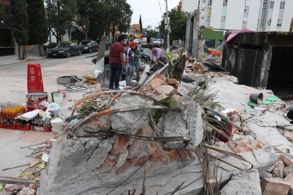 ¿Trump enviará ayuda a México después del terremoto?
