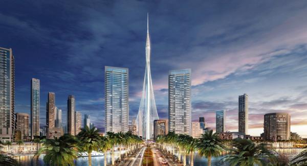 Dubái inicia la construcción de la torre más alta del mundo