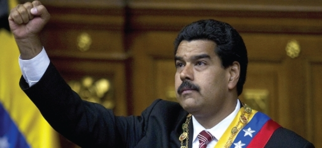 Nicolás Maduro, en la mira