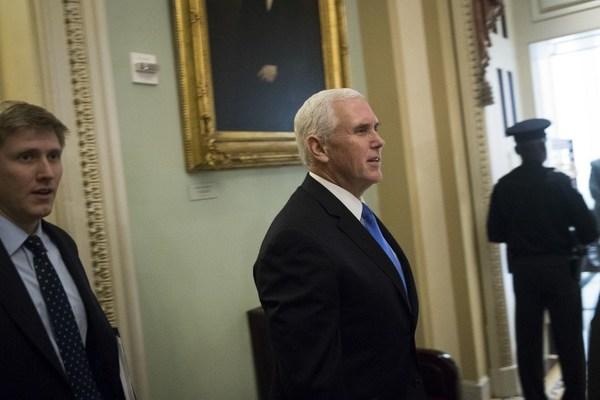 EEUU: palestinos se alejan del diálogo al desairar a Pence