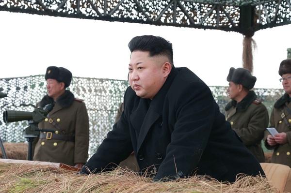 """Corea del Norte dispara otro """"proyectil no identificado"""""""