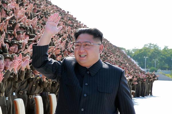 Norcorea se solidariza con pueblos palestinos
