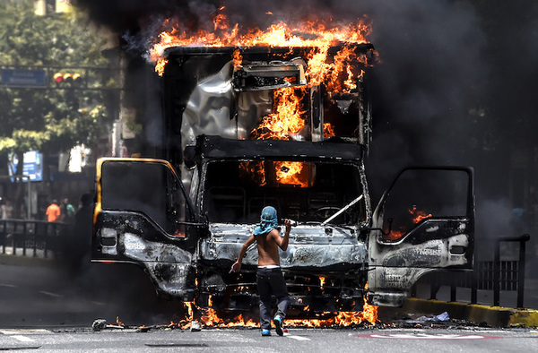 """El Vaticano pide """"suspender"""" Asamblea Constituyente en Venezuela"""