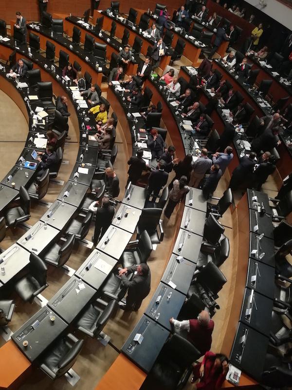 Senado aprueba limitar facultades del IFT