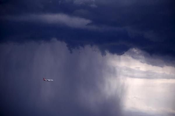 Más partículas en el aire significan más tormentas extremas