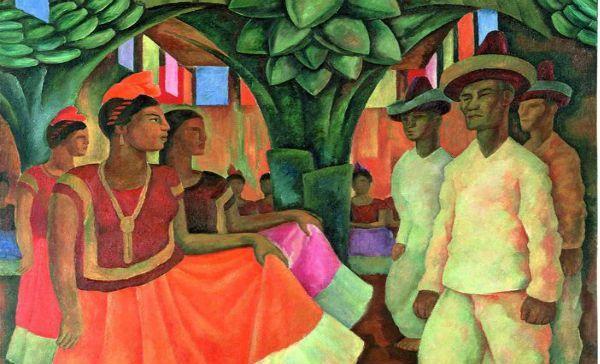 Nuevo récord de subasta de Diego Rivera desplaza a Frida Kahlo