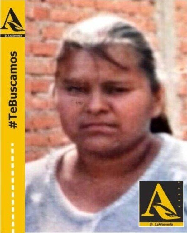Localizan Ivonne, desaparecida hace 9 años