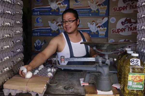 Gestionan exportación de huevo industrializado