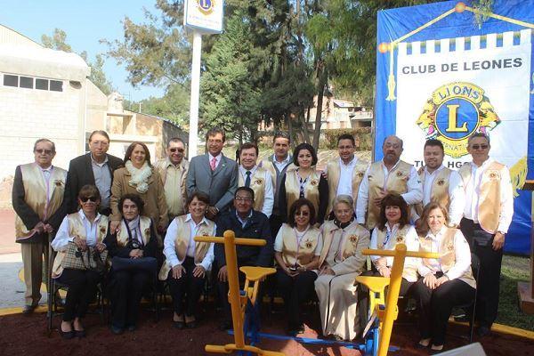 Inauguran gimnasio en Tula