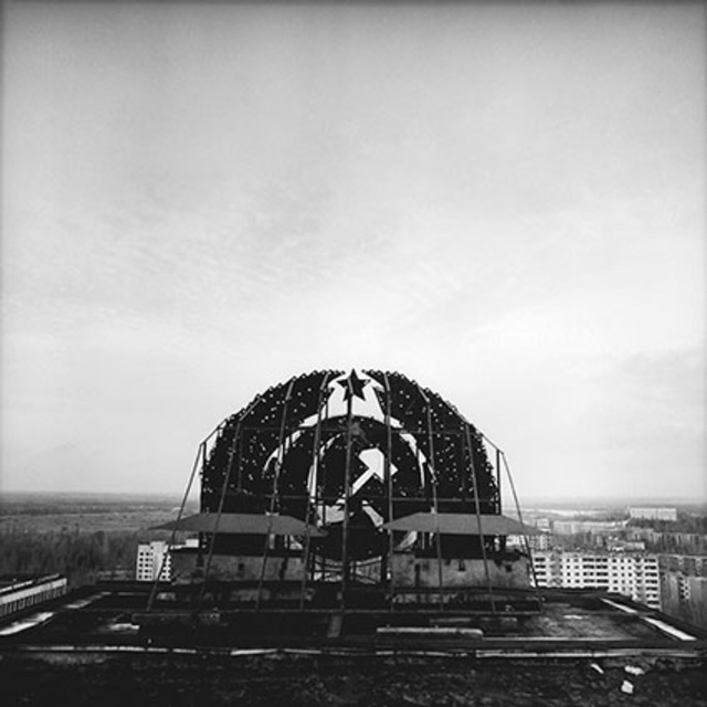 De paseo en Chernóbil