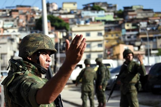 Brasil: el lado oscuro del Mundial