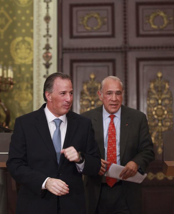 """Congreso exige a Meade que el """"Gobierno ajuste su gasto"""""""