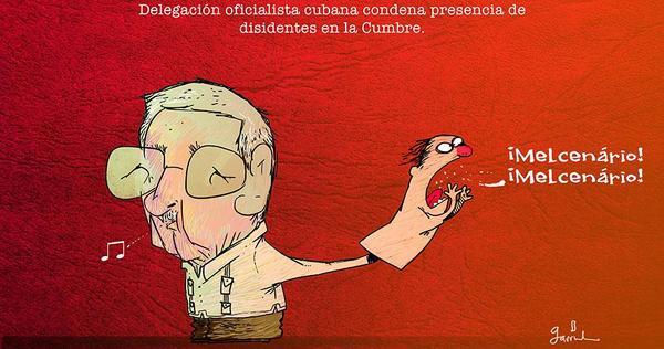 Cuba: la suciedad incivil y la Cumbre de Panamá