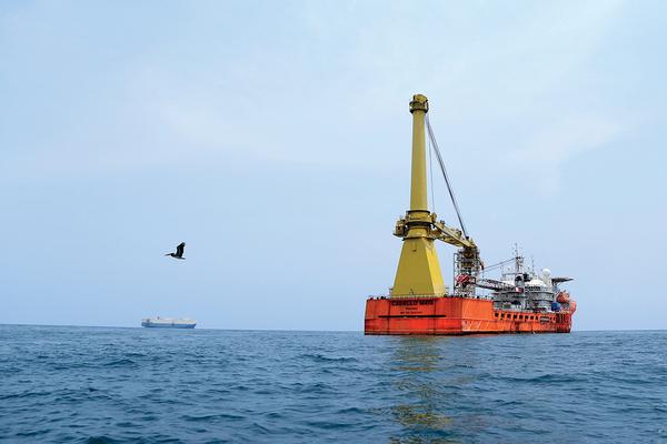 Oceanografía: el estilo gánster