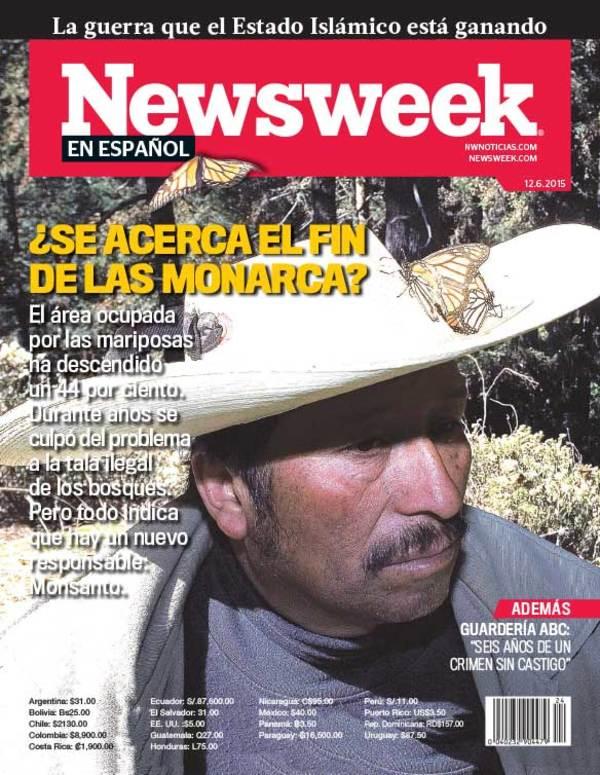 Réplica de Monsanto sobre reportaje