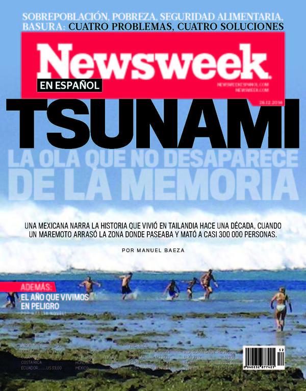 Tsunami: la ola que no desaparece de la memoria