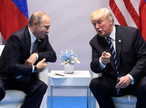 Trump versus Putin, la larga lista de conflictos