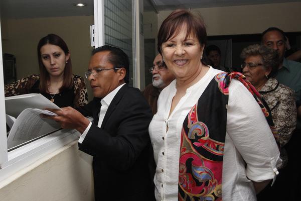 Ana Teresa Aranda se encuentra estable de salud