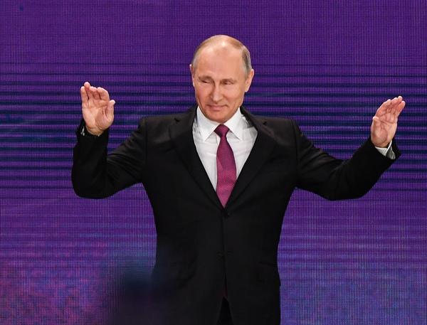 Putin buscará la reelección para un cuarto mandato