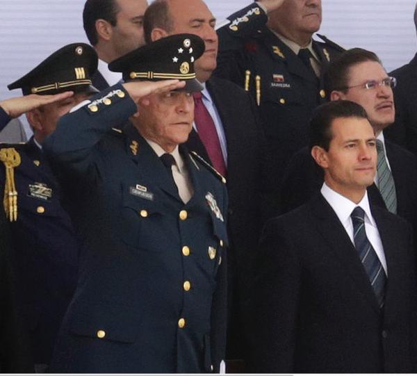 """""""No queremos Ley de Seguridad Interior a modo"""": Cienfuegos"""