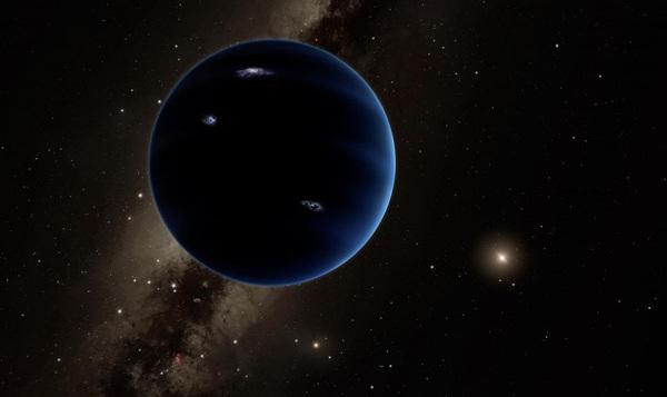 El misterio del Planeta 9