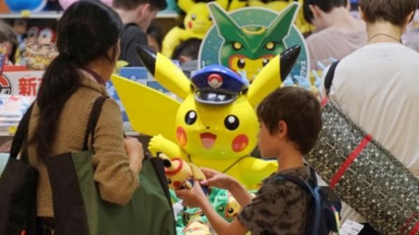 Nueva York bloquea uso de Pokémon Go a pederastas