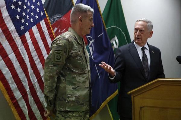EE.UU. anuncia el despliegue de nuevos soldados en Afganistán