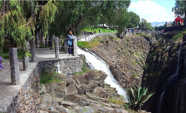 Huasca, para amantes de leyendas y naturaleza