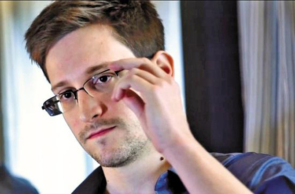 Insiste Snowden en protección de datos personales en internet