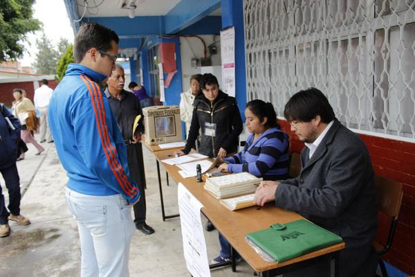 Sólo 61 observadores electorales desplegará el 5 de junio